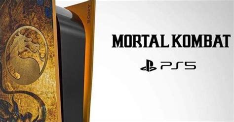 fan mortal kombat playstation design