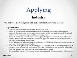 vari job hunting 101 for postdoctoral fellows With how to beat ats systems