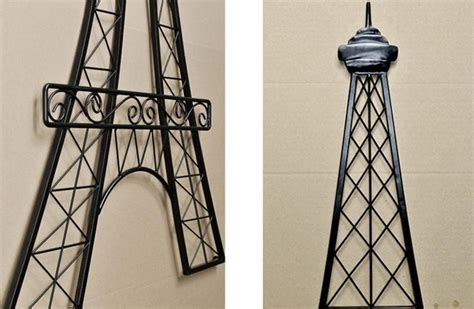 Customize a space in seconds with roommates peel and stick wall decals. 20 Best Metal Eiffel Tower Wall Art | Wall Art Ideas