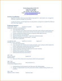 nursing resume summary sles 8 summary of qualifications invoice template