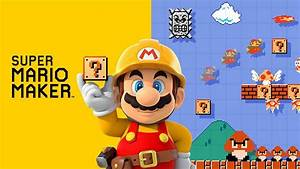 Super Mario Maker Update Out Now Version 146 Nintendo