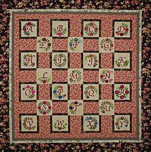 jans designs graham cracker collection With applique letters for quilting