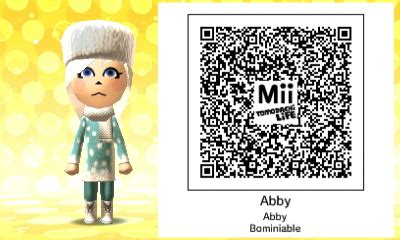 Take a sneak peak at the movies coming out this week (8/12) 10 true crime films to watch before 'house of gucci' drops Tomodachi Life QR code Abby from Monster High by MooseOfAwesome on DeviantArt