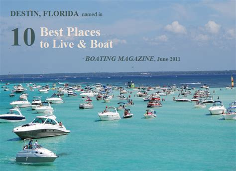 Crab Island Boat Rentals Destin Fl by Destin Vacation Boat Rentals Boat Rentals In Destin Florida