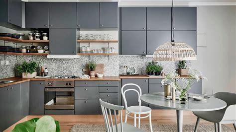 grey contemporary kitchen modern kitchen gray color gray interior 1486