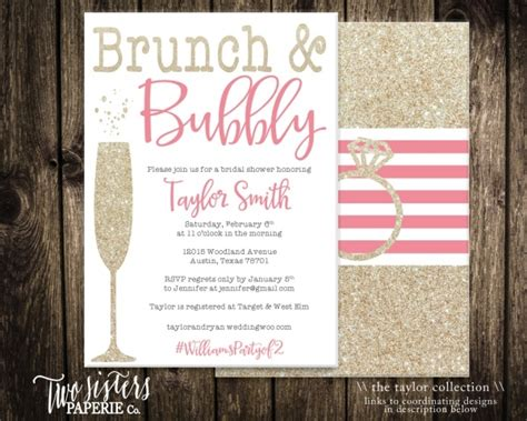 21+ Bridal Shower Invitations