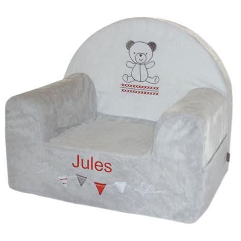 joli cadeau id 233 e cadeau naissance fauteuil en mousse nounours personnalis 233
