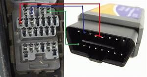 Diagnostyka Silnika Mazda Przez Z U0142acze Dlc  17 Pin