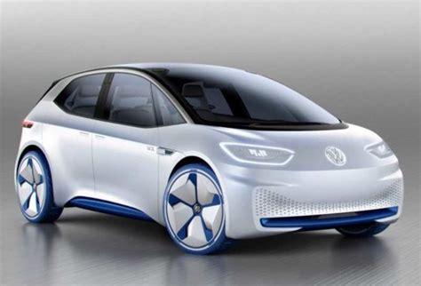 Wordlesstech  New Vw Electric Car