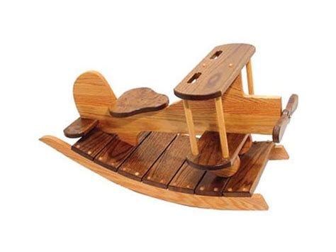 wooden airplane riding toy plans woodworking projects