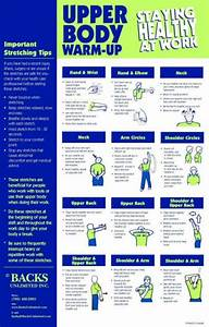 The Benefits Of Stretching At Work  Posters Included