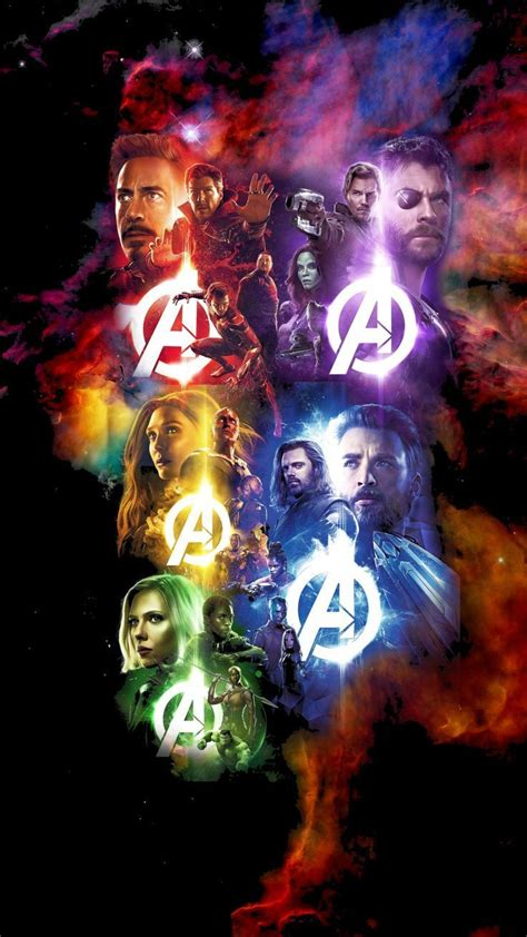 Here you can find the best goku phone wallpapers uploaded by our. I combined 5 infinity war poster with a galaxy background using snapseed. - Brun | Marvel ...