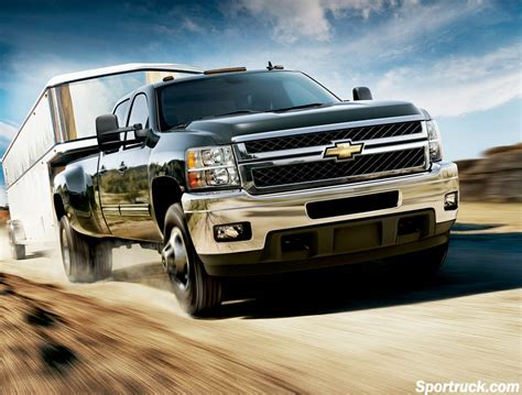 Chevy Hd Trucks by 2011 Chevrolet Silverado Hd New Heavy Duty Trucks