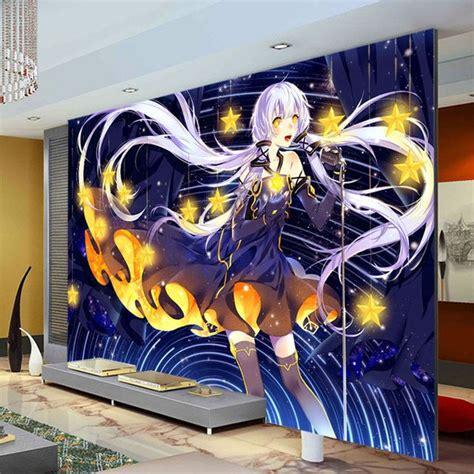 Anime Mural Wallpaper - japanese anime wallpaper custom 3d photo wallpaper hatsune