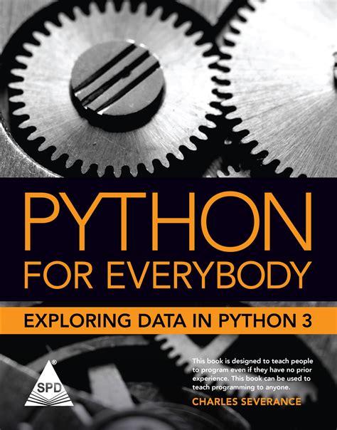 books python   exploring data  python