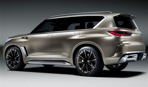 infiniti qx monograph concept     production