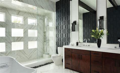 master bathroom  transformed  plenty  natural