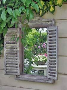 Spiegel Im Garten : spiegel im garten ein ganz besonderer blickfang blog an na haus und gartenblog ~ Frokenaadalensverden.com Haus und Dekorationen