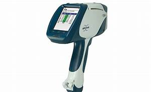 Handheld XRF Analyzers are Fast, Accurate, and ...