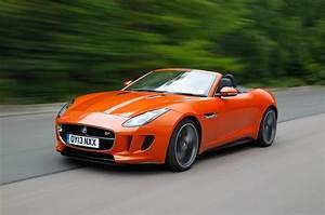 Jaguar F Type Cabriolet : jaguar f type convertible review autocar ~ Medecine-chirurgie-esthetiques.com Avis de Voitures