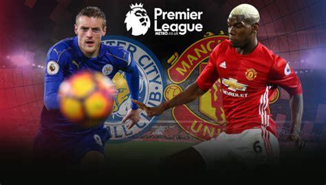 ️😈⚽️🥅🇬🇧 SUNDAY | Leicester vs manchester united, Premier ...