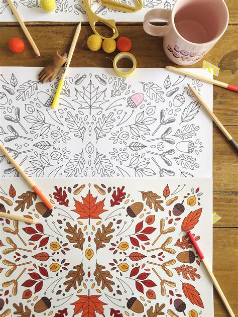 printable coloring thanksgiving placemats  house