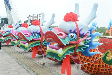 Dragon Boat Racing Ta by Top 5 Dragon Boat Racing Spots In Northern Ta Taiwan News