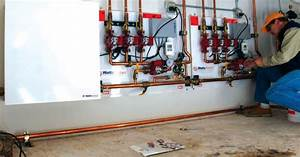 Radiant Heat Boiler Piping Diagram