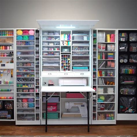 Craft Cupboard by Crafters Cabinet Cabinets Matttroy