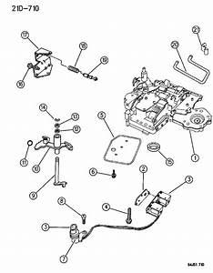 A540e Valve Body Diagram