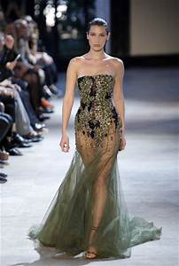 alexandre vauthier runway paris fashion week haute With robe alexandre vauthier