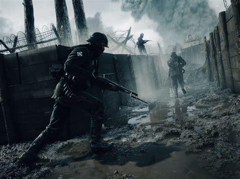 Soldier Battlefield 1 Ea Dice World War I War Video