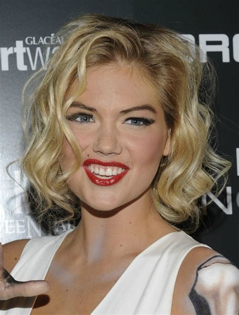 top  kate upton  fashion trendy hairstyles  haircuts