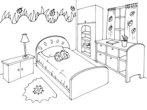 coloriage chambre dessin maison facile etape 4 premier plan aspect des