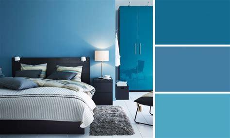 chambre parentale bleue quelles couleurs choisir pour peindre une chambre à coucher
