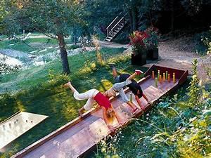Spielplatz Für Garten : abenteuerspielplatz f r kinder zum spielen im freien spa im garten spielplatz garten ~ Eleganceandgraceweddings.com Haus und Dekorationen