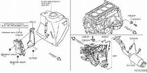 Nissan Versa Oxygen Sensor  Module  Engine  Control