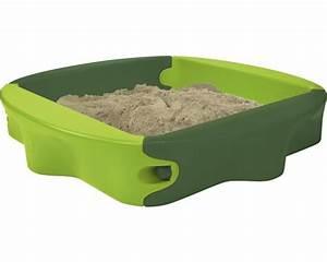 Big Sandy Sandkasten : sandkasten big sandy kunststoff mit abdeckung 138x138x27 cm gr n bei hornbach kaufen ~ Eleganceandgraceweddings.com Haus und Dekorationen