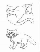 Cat Pete Drawing Reading Getdrawings sketch template
