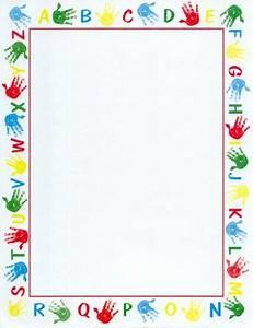 Preschool Border Clip Art (51+)