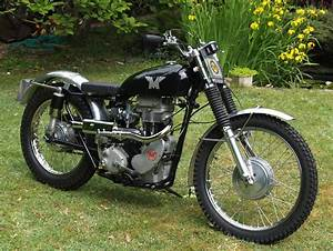 1957 Matchless G3L Classic Motorcycle Pictures