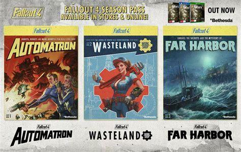 Comprar Fallout 4 Season Pass Xbox One  comparar precios