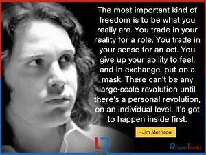 11 Quotes By Ji... Jim Morrison Hero Quotes