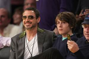 Robert Downey Jr.'s Son Arrested | POPSUGAR Celebrity