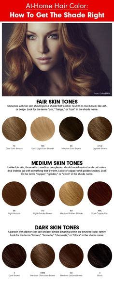 How To Get The Best Hair Color by Best Hair Color For Fair Skin Brown Hair