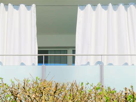 Sonnenschutz Vorhang Balkon by Sonnenschutz Vorhang Terrasse Wohn Design