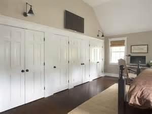bedroom tv closet doors cottage bedroom