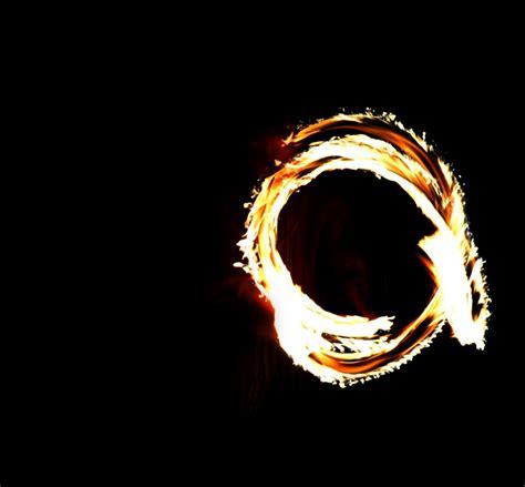 imagen de aro de fuego foto gratis