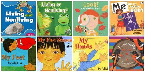 50 science books for preschool 346 | 5 senses Books for Preschool 3