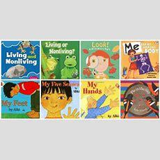 50 Life Science Books For Preschool